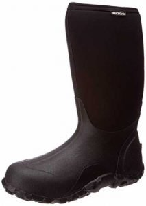 best knee high rubber hunting boots