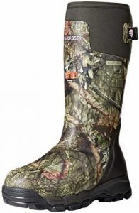 best rubber hunting boots for the money