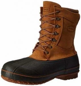 best boots for cold weather treestand hunting