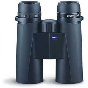 ZEISS 10×42 CONQUEST HD BINOCULAR WITH LOTUTEC PROTECTIVE COATING
