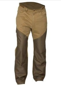 Banded Tallgrass Upland Pant with Chaps