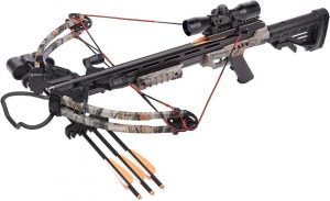 CenterPoint AXCS185CK Sniper 370 Crossbow Package
