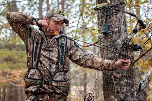 How to Use a Tree Stand Harness