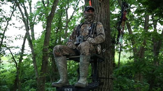 Tricks to Stay Warm in Tree Stand
