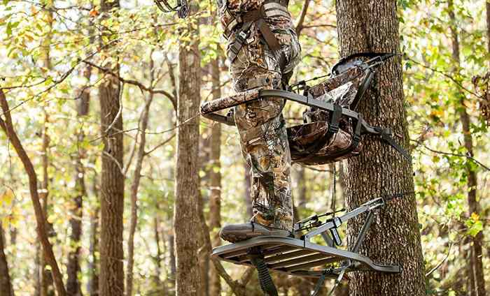 Best Ladder Tree Stand. Review