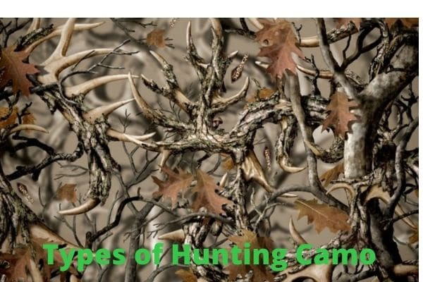 Types of Hunting Camo