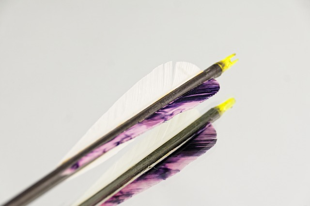 Aluminum Vs. Carbon Arrows